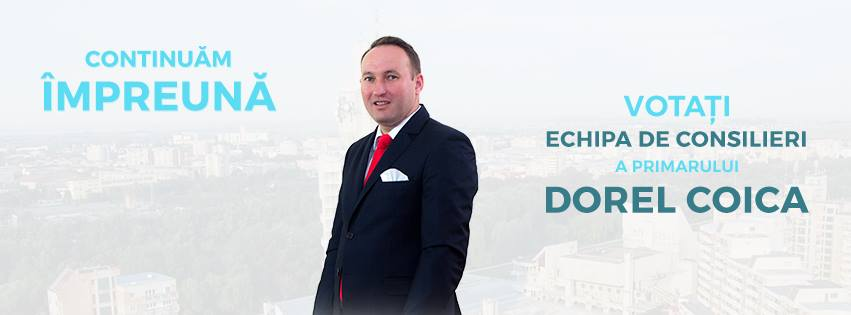 Dorel Coica lemondott városi tanácsosi tisztségéről. Ciprian Crăciun lép a helyére