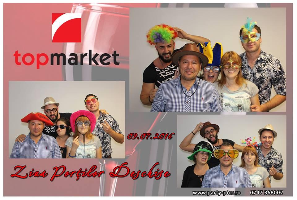 Salvează  fericirea invitaților de la evenimentul tău cu cabina fotografică de la Party Pics