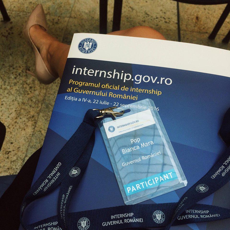 Două sătmărence au fost acceptate la Programul de Internship al Guvernului României
