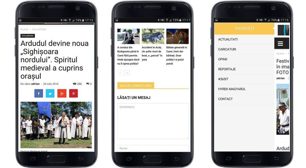 Știrile ObiectivSm, acum și în aplicație de mobil
