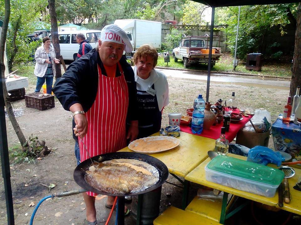 Concurs de gătit pește în cadrul Zilelor Culturale Partium