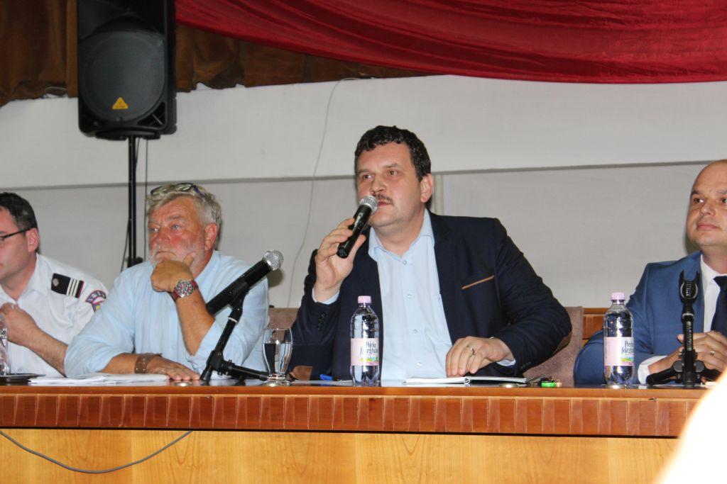 Președintele Pataki Csaba cere primarilor să colaboreze pentru a nu-și bloca reciproc proiectele