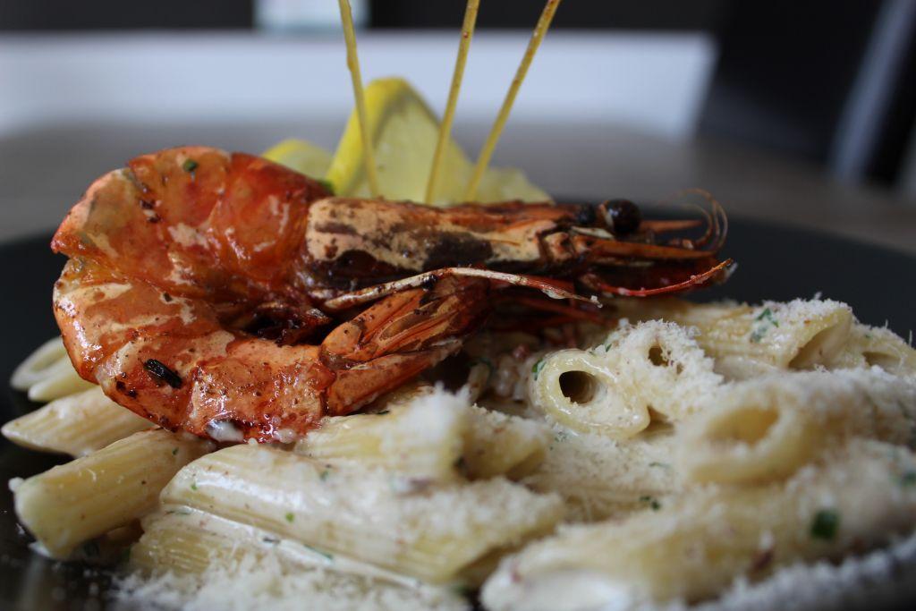 Nu trage la pește? Încearcă la creveți…paste cu creveți