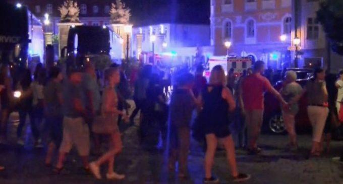 Un sătmărean, la un pas să fie rănit în atentatul din weekend din Ansbach