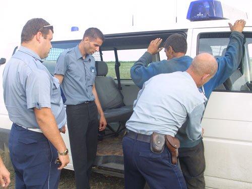Polițiștii din Gherța au prins autorul unui furt din weekend