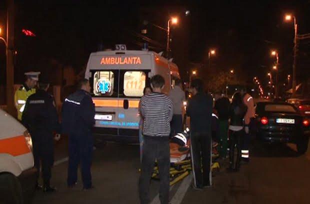 Accident mortal produs în Halmeu. Pietonul a trecut neregulamentar strada