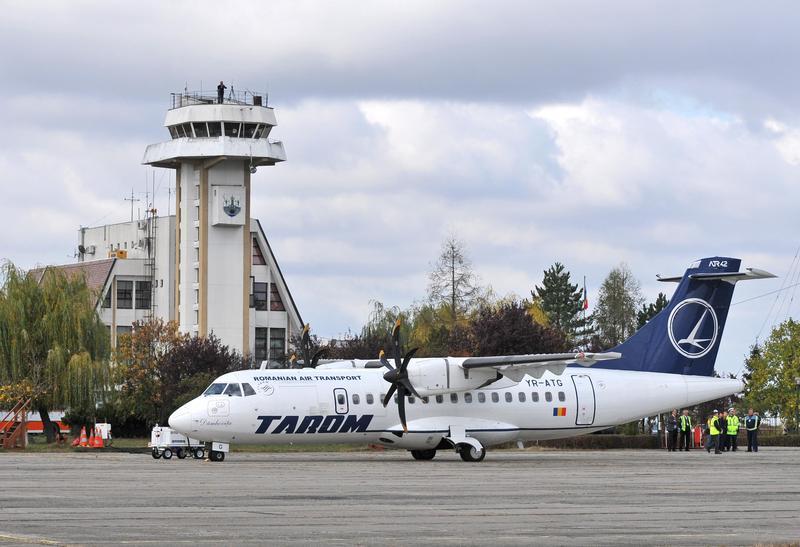 Cursele internaționale de avion cu pornire de la Satu Mare, un scenariu adus din nou în discuție