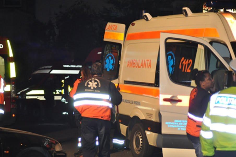 Încep marile accidente în Oaș. Un mort și patru răniți într-un accident pe drumul spre Luna Șes