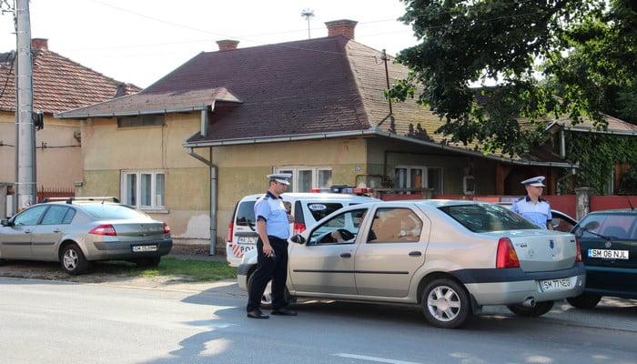Polițiștii rutieri au împânzit șoselele din județ. Șoferii grăbiți le-au picat repede victime