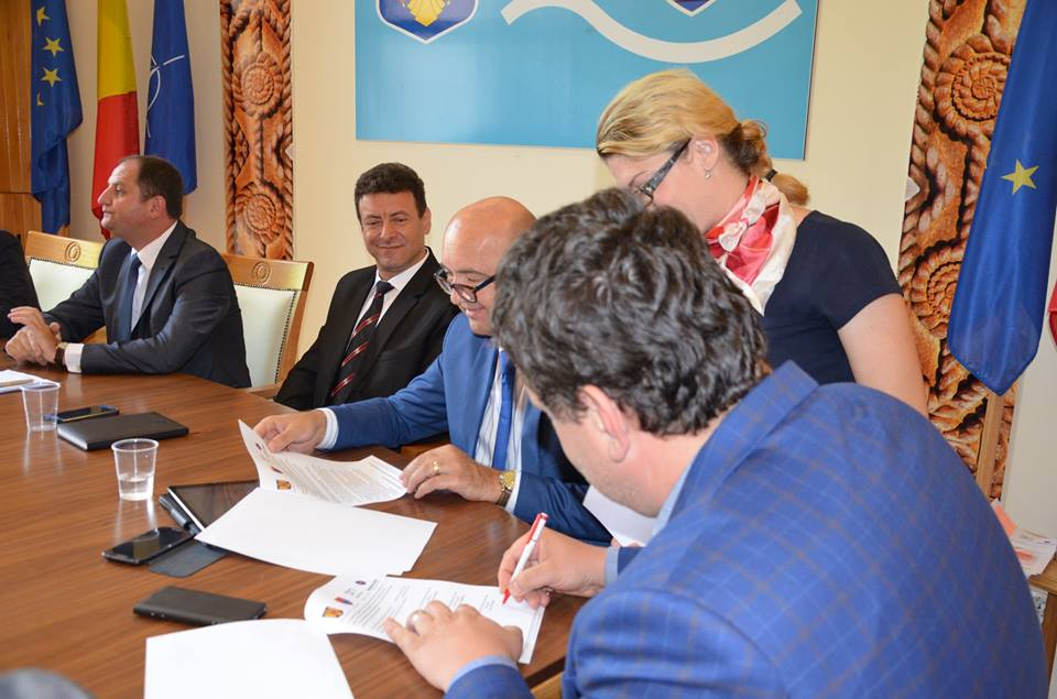 """Județul Satu Mare susține Baia Mare pentru câștigarea titlului de """"Capitală Culturală Europeană"""""""