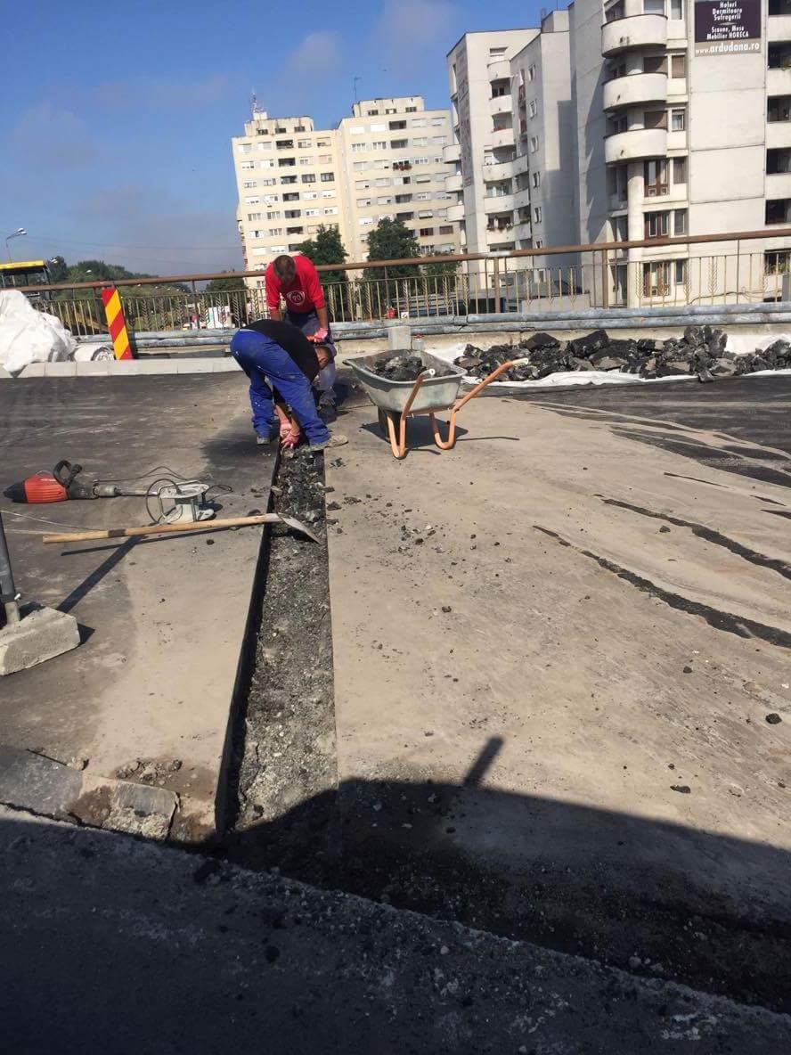 Podul Decebal nu va fi finalizat până la începerea școlii. Se anunță calvar în trafic