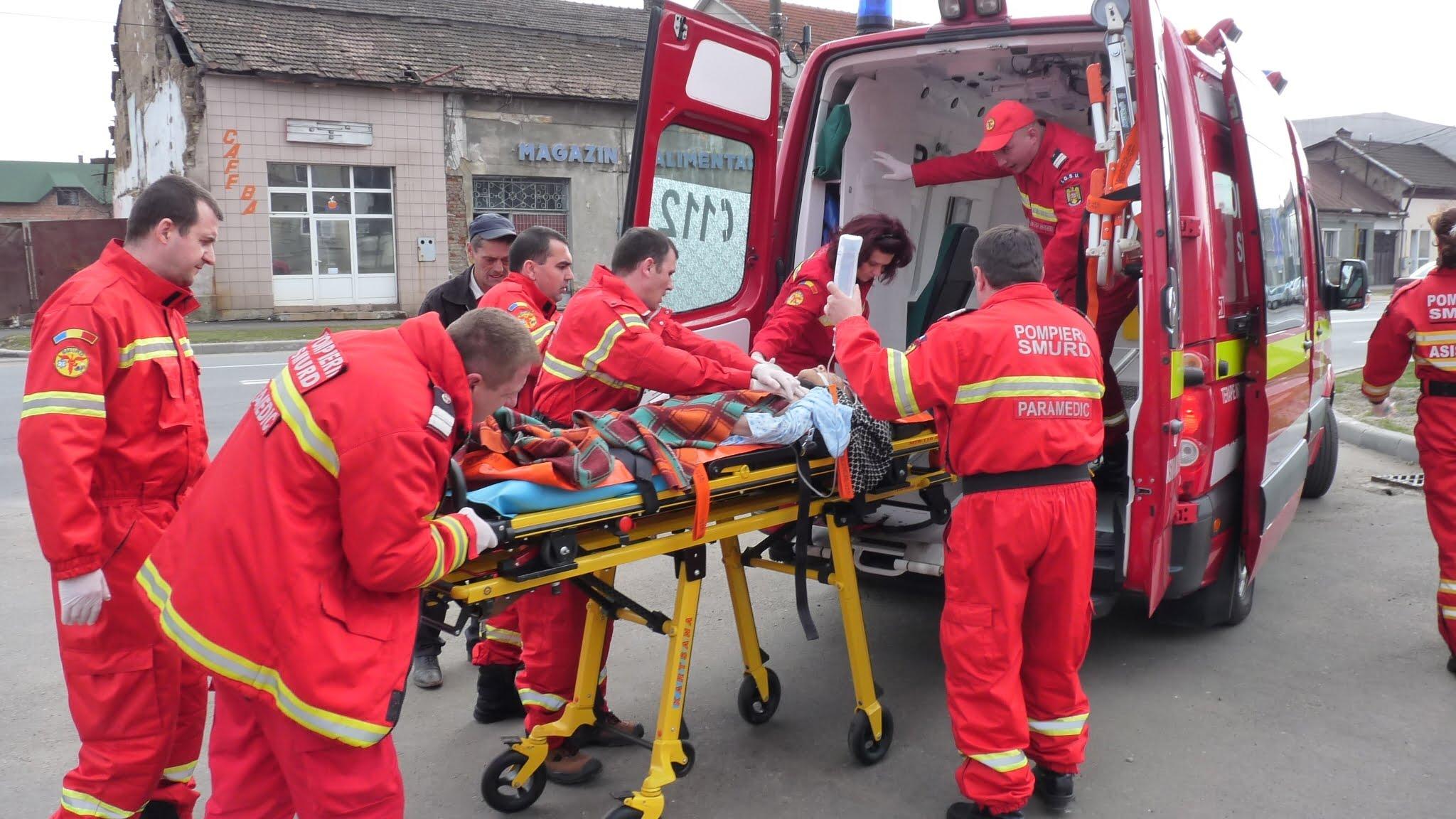 Accident mortal! Mamă și copil, morți în accident de mașină la Băbășești
