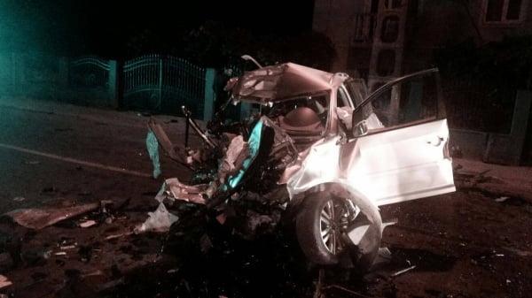 Accident mortal pe o stradă din Negrești Oaș. Trei persoane și-au pierdut viața
