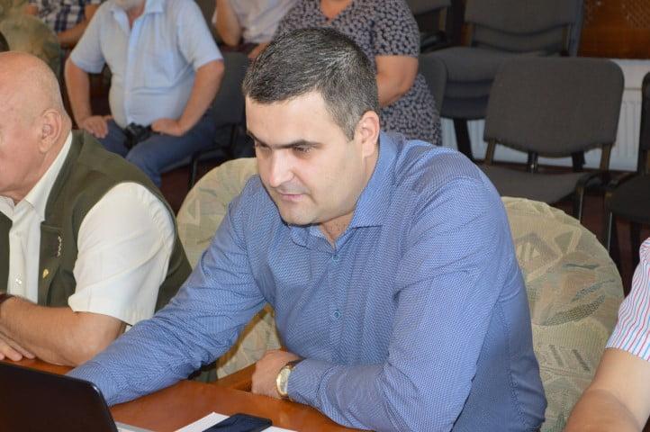 Gabriel Leș - candidat pentru Senat