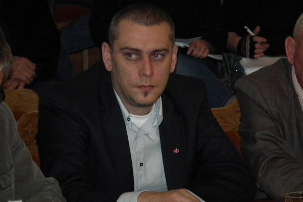 Magyar Lorand - candidat pentru Camera Deputaților