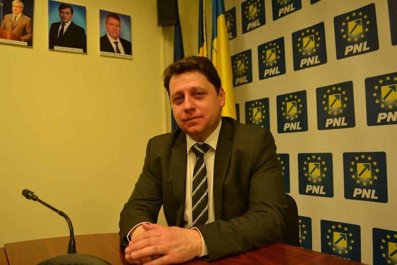 Romeo Nicoară - candidat la Camera Deputaților