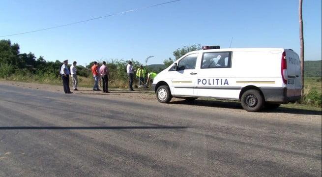 Bărbat găsit în șanț la Moftin. Ce a pățit și cum a ajuns acolo