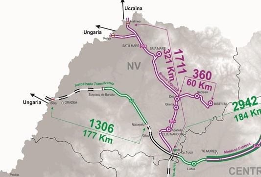 Nu au început lucrările la centură și visăm la drum expres. Ministerul transporturilor îl promite după 2030
