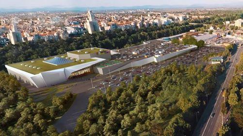 """Primarul Kereskenyi ia, în sfârșit, atitudine: """"Proiectul mall-ului NEPI din Satu Mare nu va fi blocat"""""""