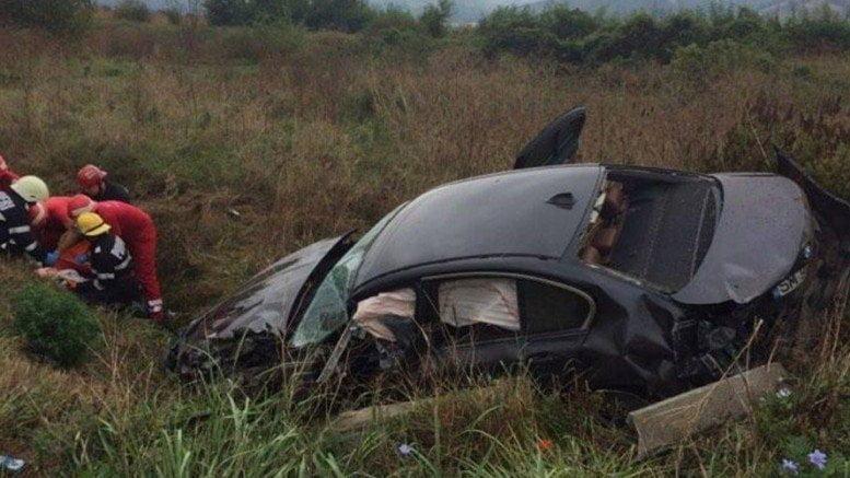 Ce spun polițiștii despre accidentul de seara trecută petrecut între Carei și Tășnad