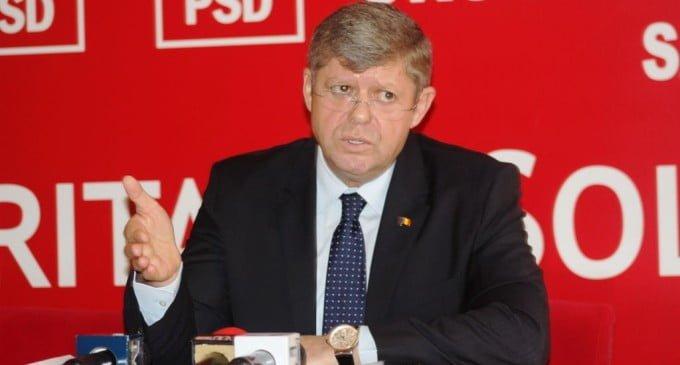 Octavian Petric rămâne în PSD și intră în campanie alături de colegii săi. ALDE nu îl mai tentează