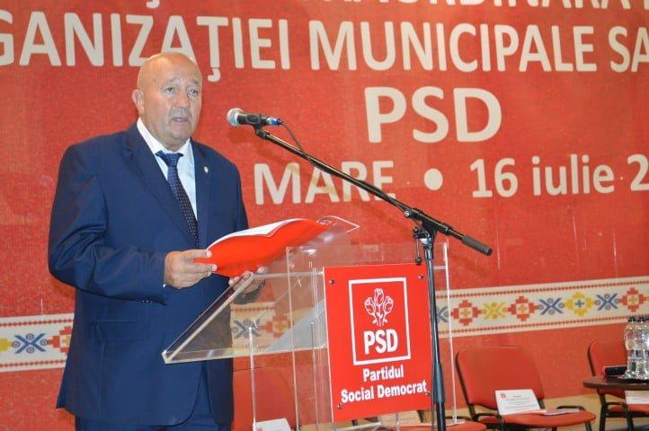 PSD se dinamitează din interior. Dorel Coica a plecat la Partidul România Unită