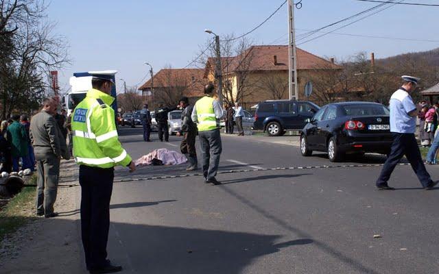 Accident în Racșa, produs de o șoferiță neatentă. Celălalt șofer implicat în accident era beat