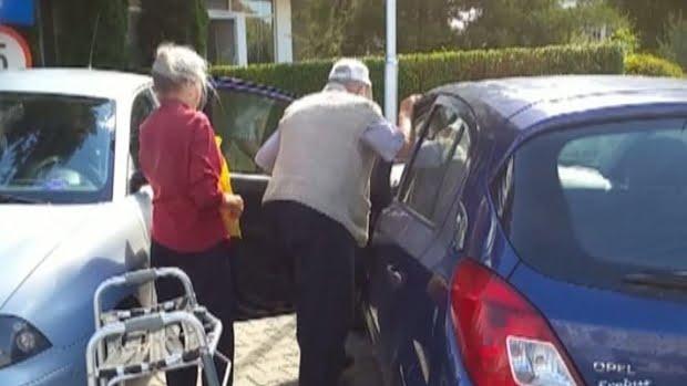 Și bătrânii încalcă regulile de circulație. Pentru ce s-a ales un bărbat de 67 de ani cu dosar penal