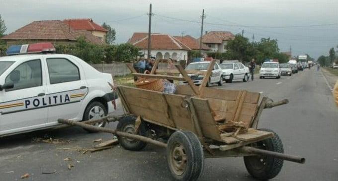 Weekend plin de activitate pentru polițiștii din Negrești. Participanții la trafic au creat probleme