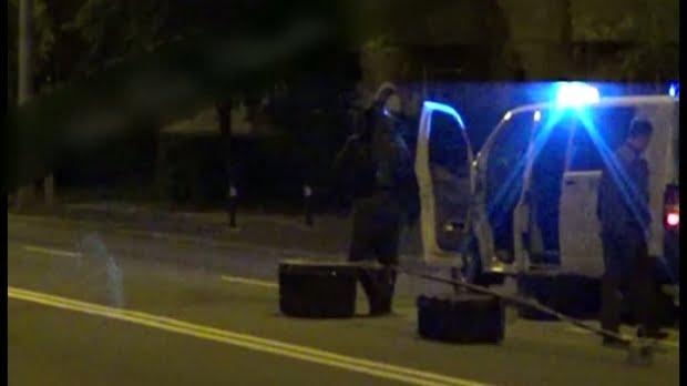 Amenințare de explozie la doi pași de Satu Mare. Totul s-a petrecut seara trecută  VIDEO – comentarii spumoase ale spectatorilor