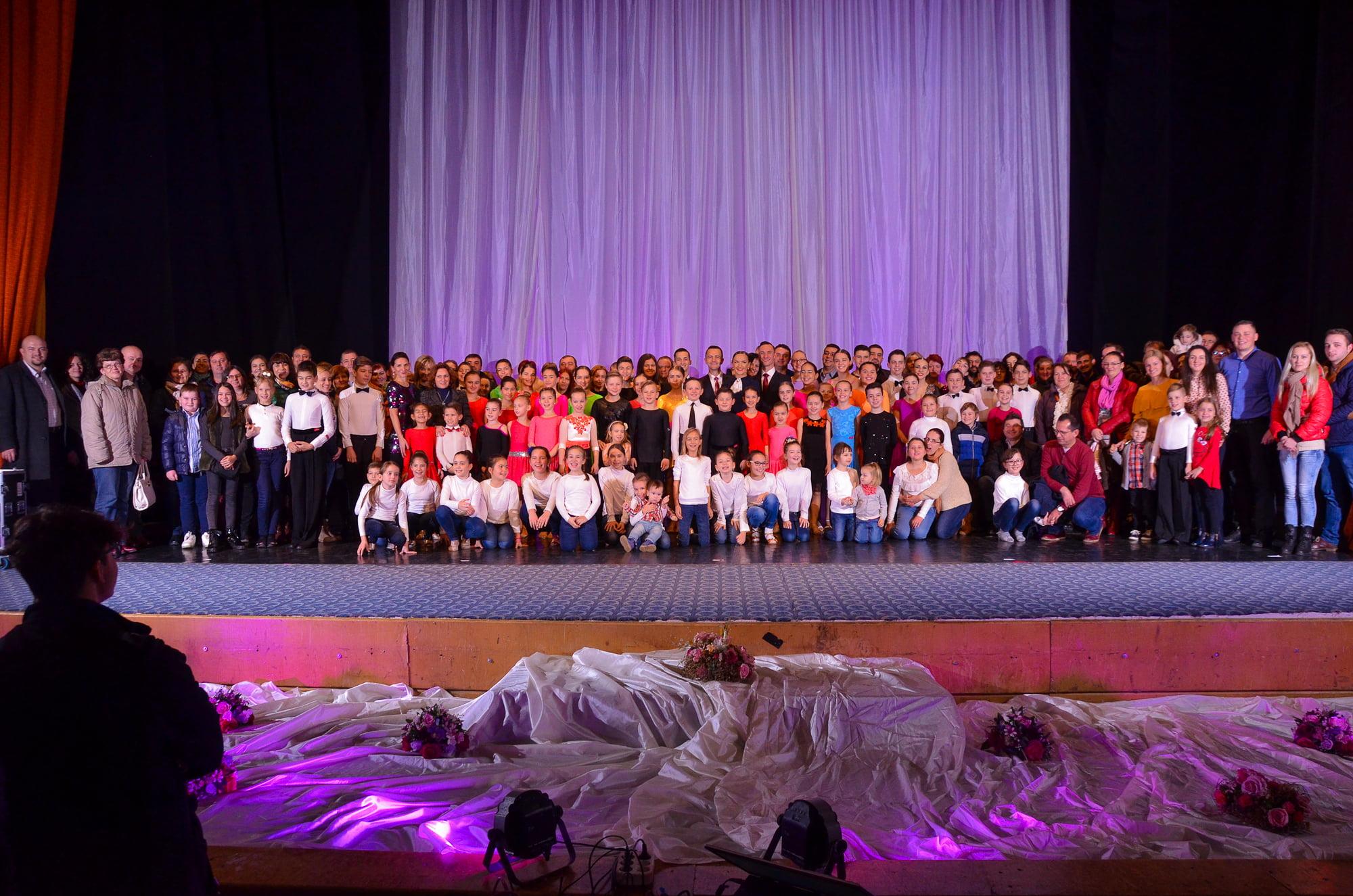 Loga Dance School a sărbători 9 ani de existență printr-un spectacol impresionant