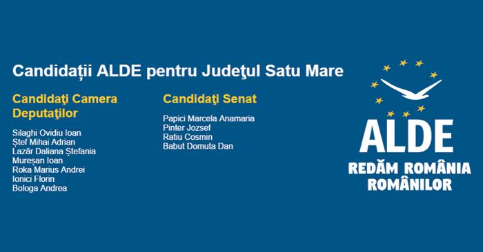 : Echipa ALDE Satu Mare: profesioniști care au obținut cele mai bune rezultate pentru județ
