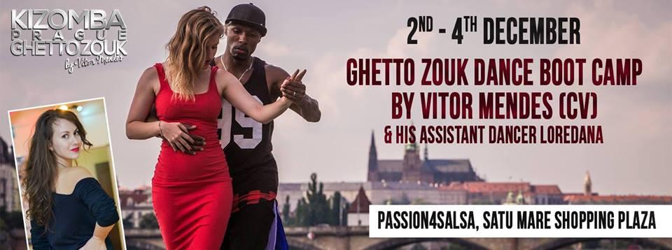Premieră la Satu Mare! Kizomba și dansuri tradiționale din Capul Verde, combinate într-un nou stil de dans