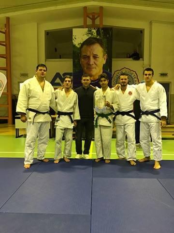 Băieții de bronz ai Sătmarului. Judoka de la CSM au obținut noi medalii