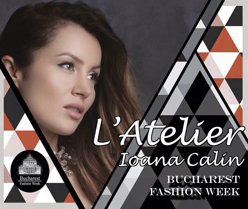 """Ioana Călin, invitată din nou la """"Bucharest Fashion Week"""", cel mai important eveniment de modă din România"""