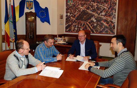 S-a semnat! Peste 6 luni Satu Mare trebuie să aibă proiectul pentru cel de-al treilea pod peste Someș, lângă ștrand