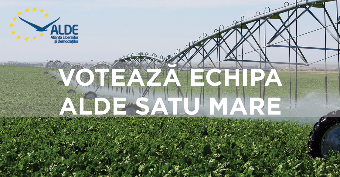 ALDE: Agricultura românească, un vector de creştere economică