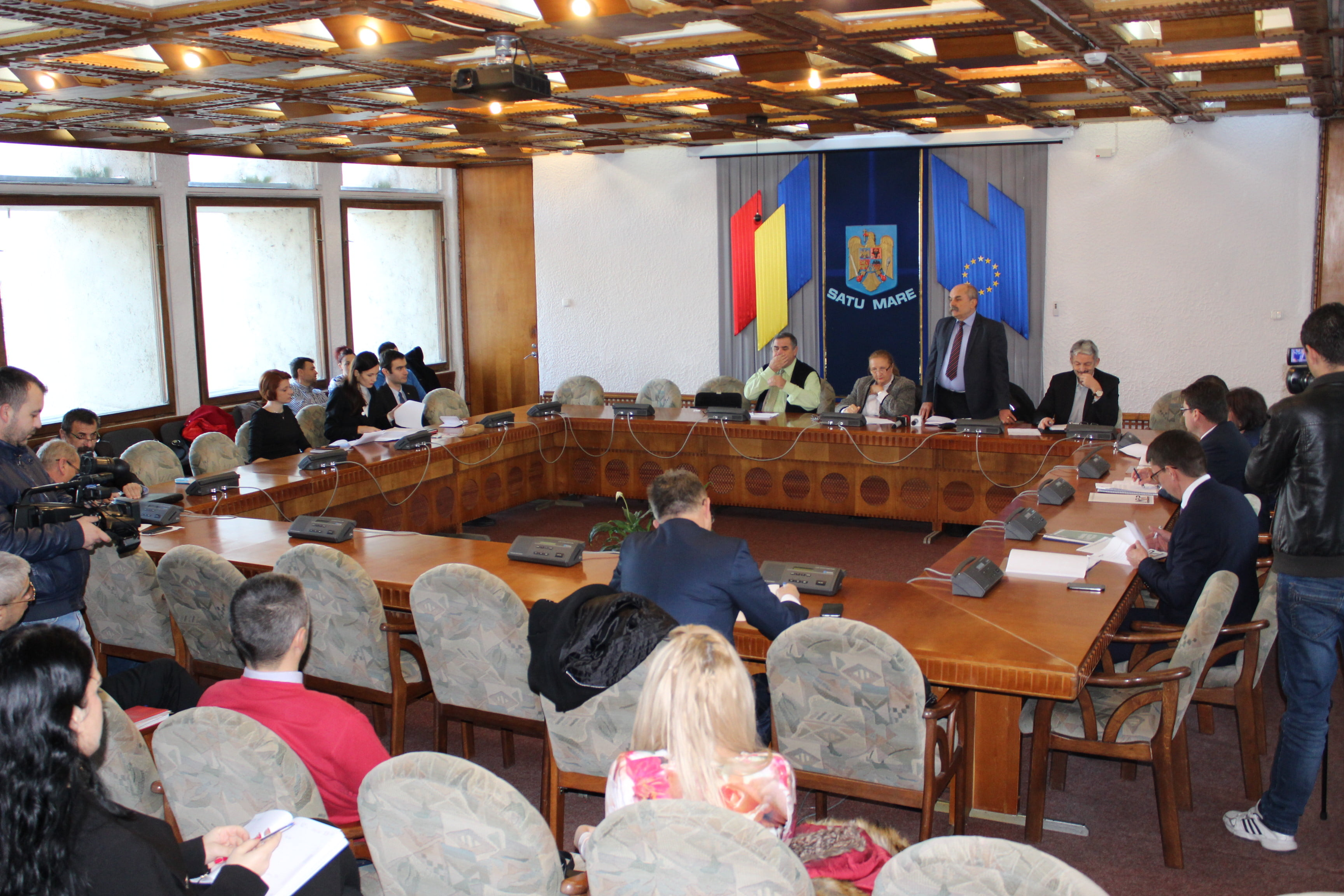 """PSD și ALDE, absenți de la dezbaterea organizată de Patronatul Român. Clotilde Armand: """" Cine sunteți voi?"""""""