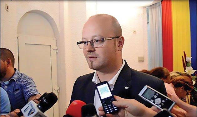 """Primarul Kereskenyi nu este de acord cu tatăl lui: """"Satu Mare nu are un stadion pe măsura numelui Daniel Prodan"""""""