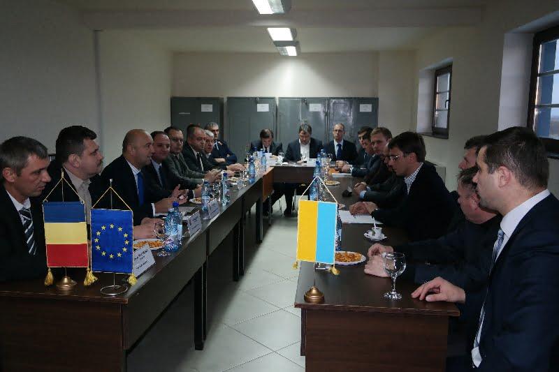 Se întăresc relațiile cu Ucraina. Infrastructura rutieră de legătură, pe ordinea de zi a sătmărenilor și a ucrainienilor