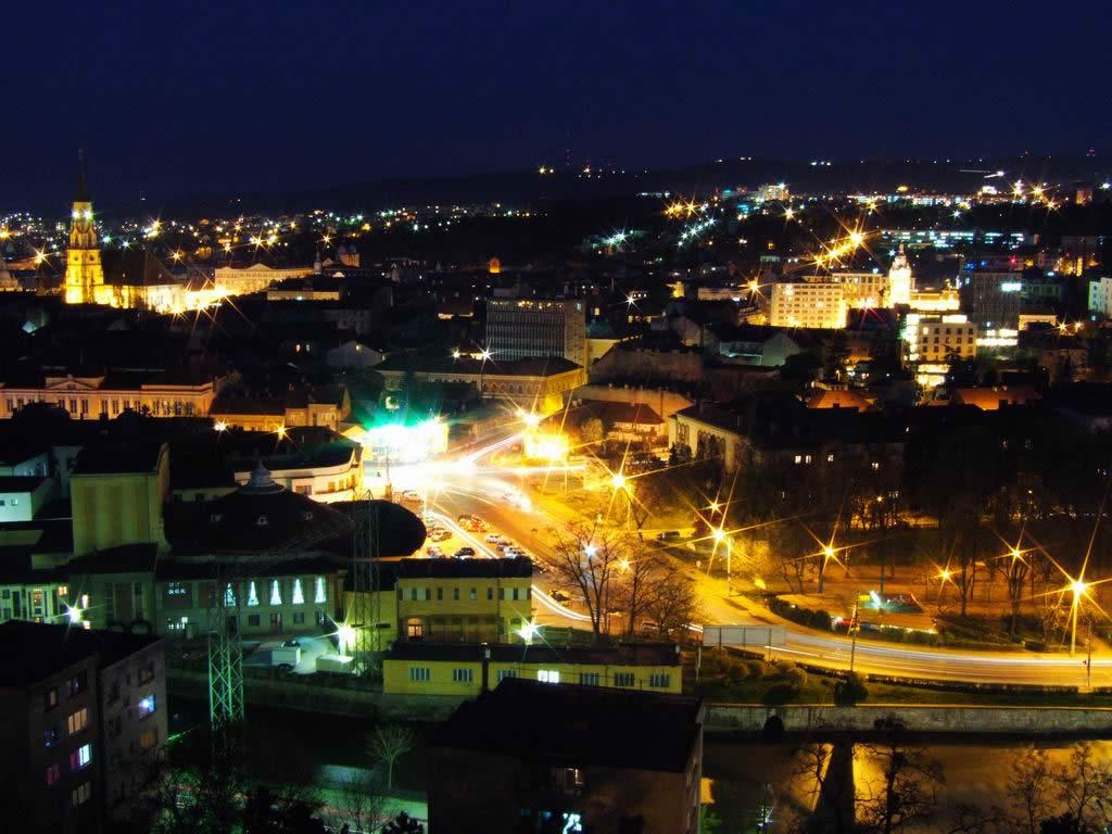 Casa de vis în orașul Cluj