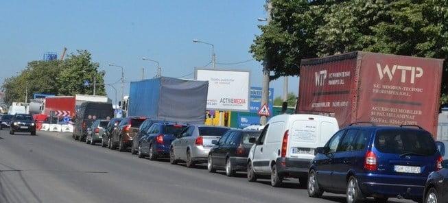 Circulație cu restricții pe Drumul Careiului, vineri și sâmbătă. Evitați zona