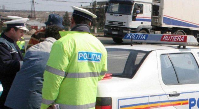 Din nou în Oaș! Un bărbat a ajuns de la volan direct în arestul poliției