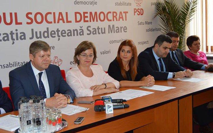 PSD își propune să aplice legea salarizarii unitare din iulie 2017