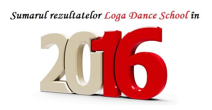 Loga Dance School a obținut 133 de medalii în acest an. Evoluție incredibilă din 2009 până în prezent