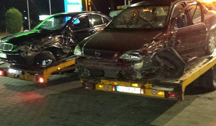 Doi răniți în urma unui accident produs de un bărbat din Carei