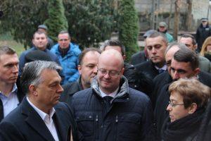 Viktor Orban promite autostradă până la granița Ungariei cu Satu Mare