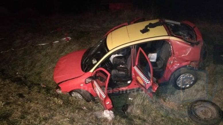 Detaliile accidentului de la Odoreu. Șoferul e în stare gravă