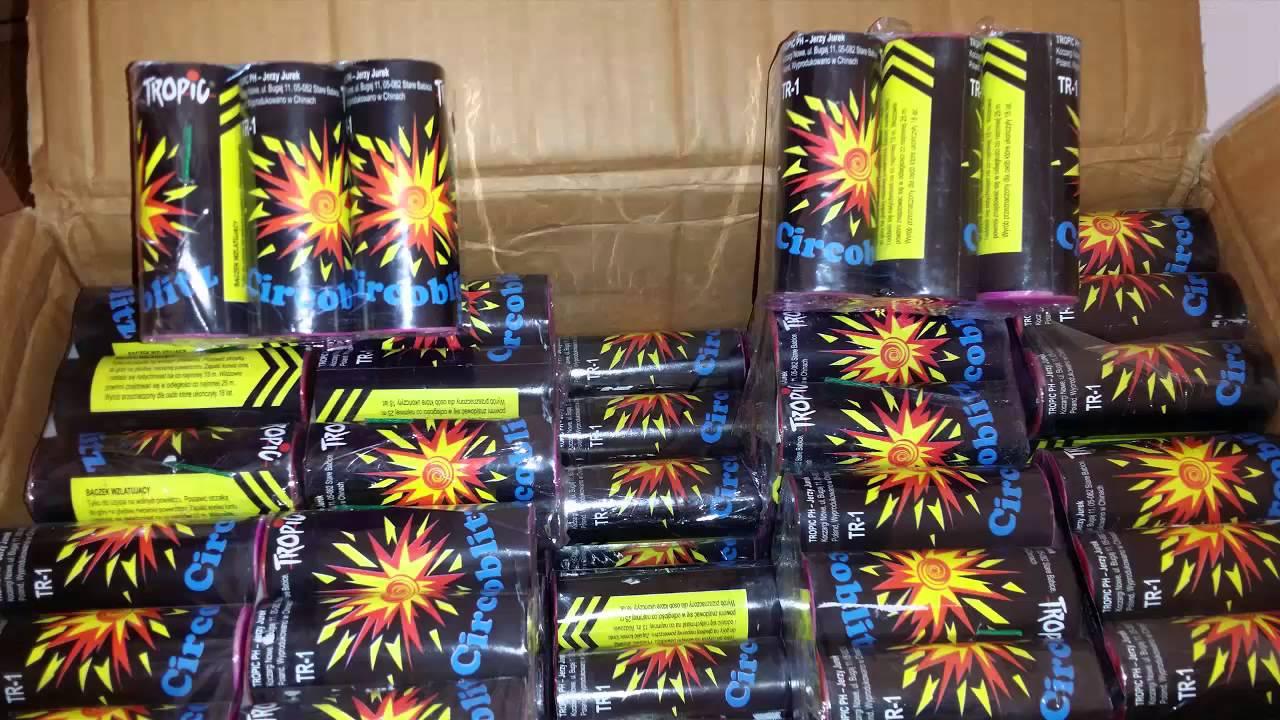 O femeie de 24 de ani vindea la Negrești artificii și petarde interzise
