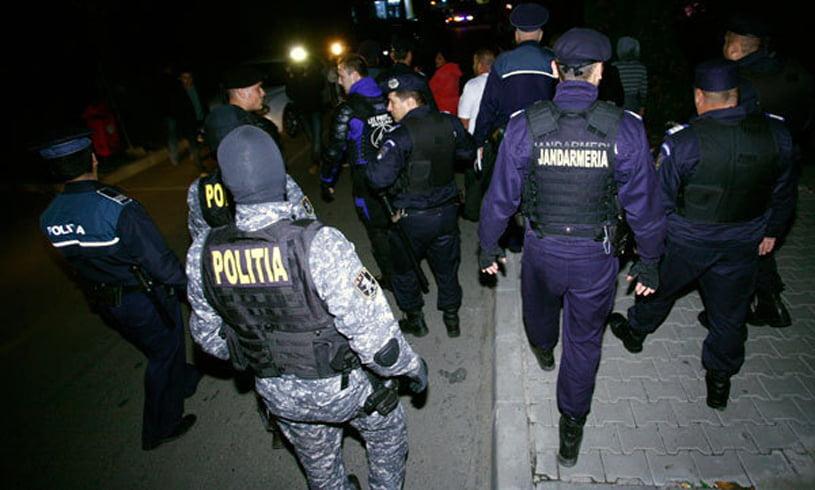 Peste 160 de jandarmi vor păzi petrecerile de Revelion ale sătmărenilor